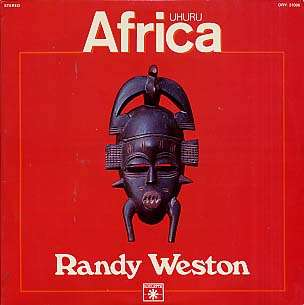 RANDY WESTON - uhuru africa