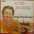 ARTURO SANDOVAL - songs from europe