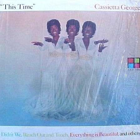 CASSIETTA GEORGE - this time
