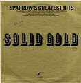 SPARROW - solid gold