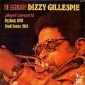 DIZZY GILLESPIE - pleyel concerts