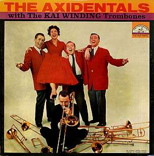 AXIDENTALS - with the kai winding trombones