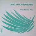 JOHN PORTER TRIO - jazz in landscape