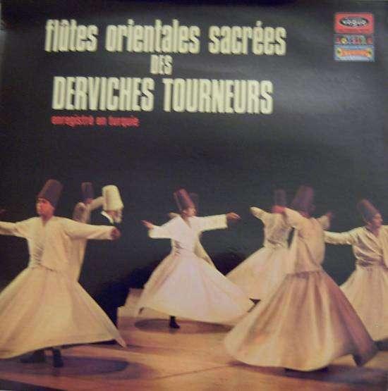HAYRI TÜMER - flûtes orientales sacrées des derviches tourneurs