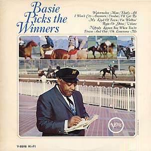 COUNT BASIE - basie picks the winners
