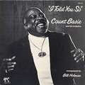 COUNT BASIE - i told you so
