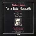 ANDRÉ HODEIR - anna livia plurabelle