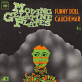 MOVING GELATINE PLATES - funny doll  - cauchemar