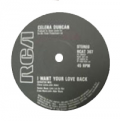 CELENA DUNCAN - i want your love back