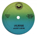 SARGEANT & MALONE - love message