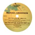 MICHAEL HENDERSON - say you love me
