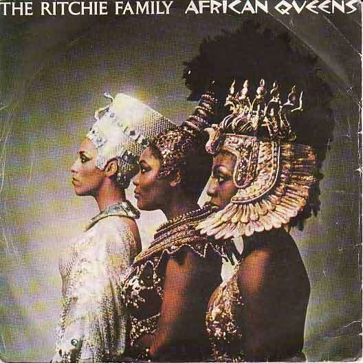 RITCHIE FAMILY - african queens / (part 2)