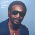 GEATER DAVIS - better days