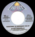 BYRD PRESSLEY - something to remember you by