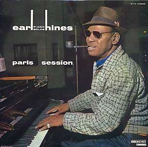 EARL HINES - paris session