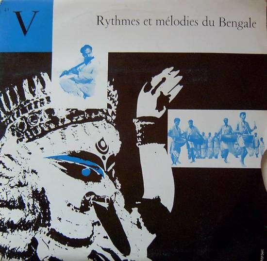 DEBEN BHATTACHARYA - rythmes et mélodies du bengale