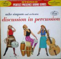 MIKE SIMPSON & HIS ORCHERSTRA - discussion in percussion