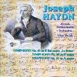 Haydn Joseph Symphonies N°85, 86, 87