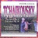 Tchaikovski Piotr Ilych Symphonie N°6 'Pathétique'