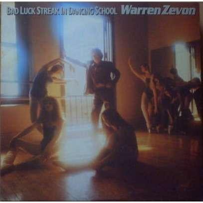 warren zevon bad luck streak in dancing school
