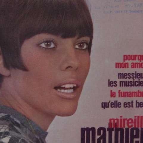 MIREILLE MATHIEU Pourquoi mon amour