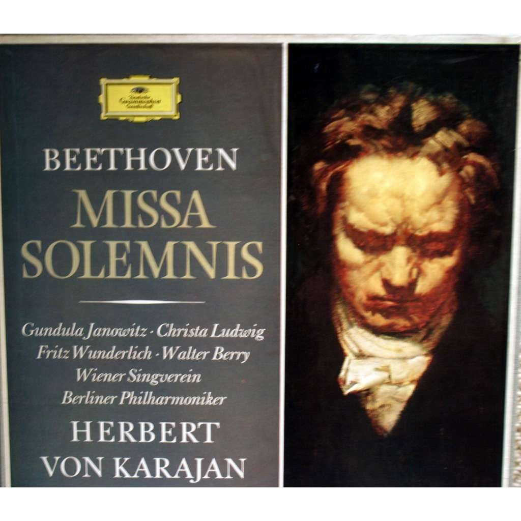 """beethoven missa solemnis essays In a magnificent essay titled """"the rest is silence"""" — which inspired the title of   compared with beethoven's or mozart's, the ceaseless torrent of wagner's   thus, the introduction to the benedictus in the missa solemnis is a."""