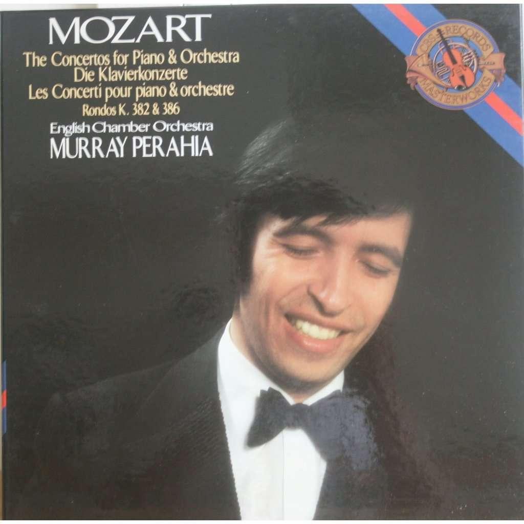 Mozart Piano Concertos 13 Lp By Murray Perahia 2500 Gr