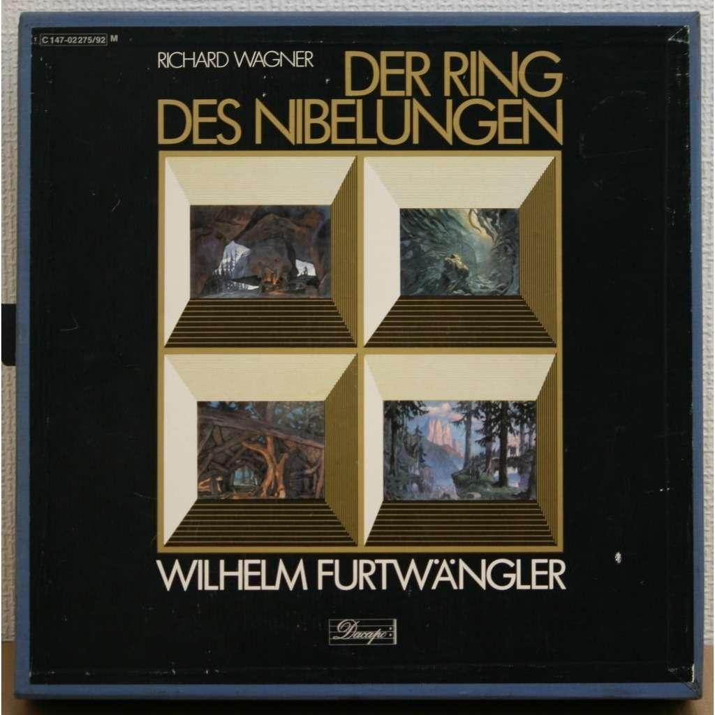 furtwangler wilhelm Richard Wagner  Der Ring des Nibelungen