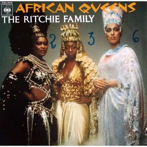 African Queens Part 2 By Ritchie Family Sp With