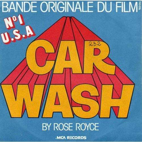 Car Wash By Rose Royce Sp With Charlymax Ref 114418807