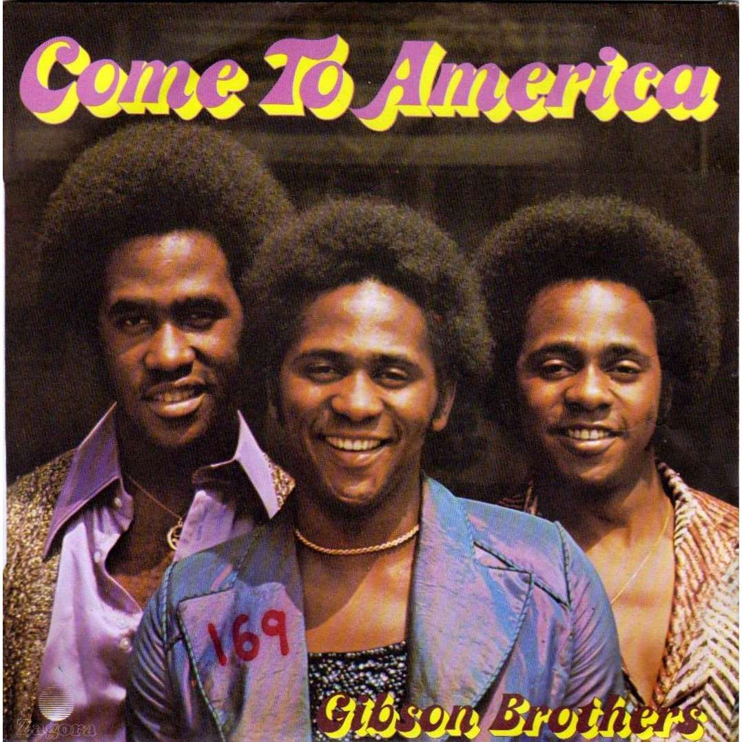 Come To America By Gibson Brothers Sp With Charlymax