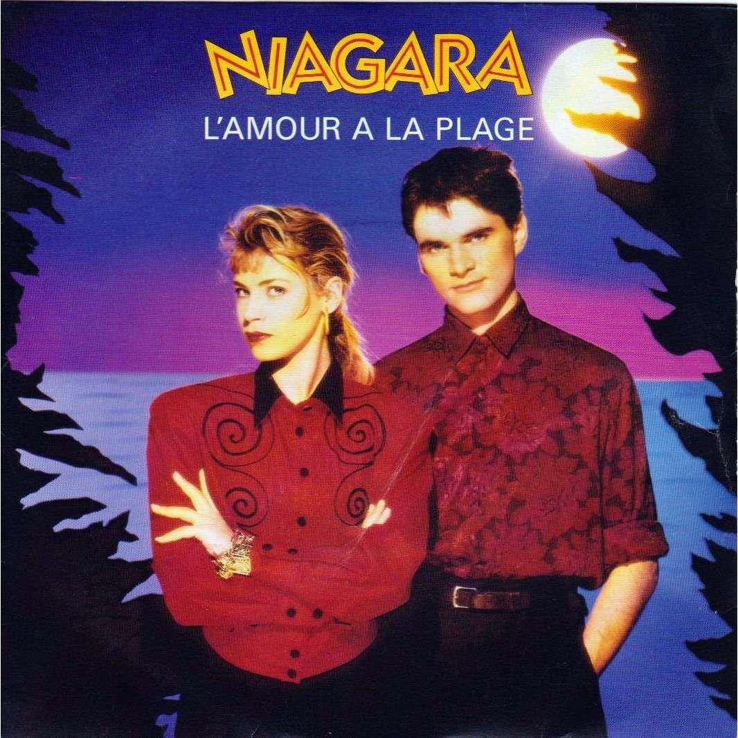 Niagara Lamour A La Plage