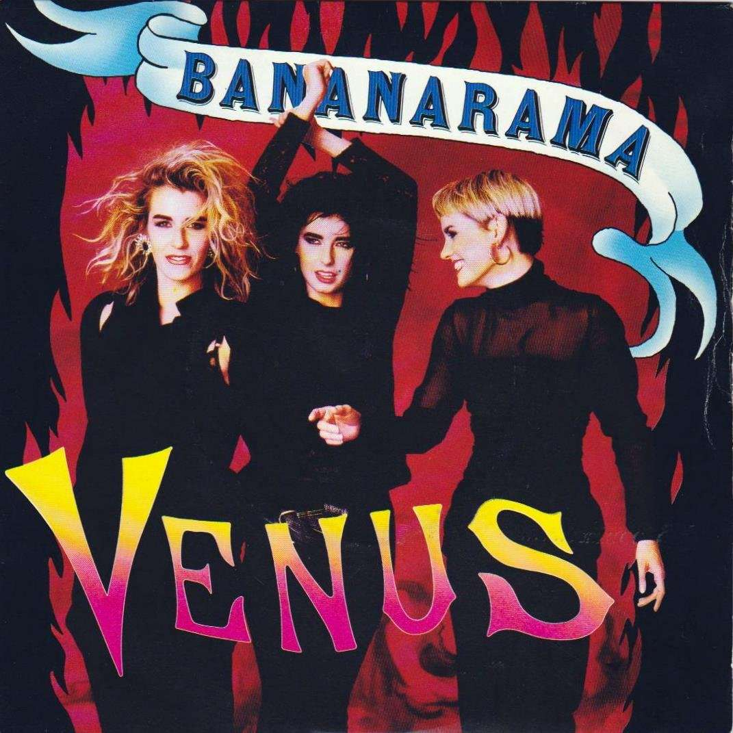 Venus By Bananarama 7inch Sp X 2 With Charlymax Ref