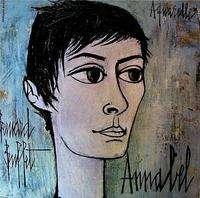 ANNABEL Aquarelle (pochette par Bernard Buffet)