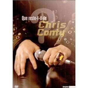Benoît Finck Que reste-t-il de Chris Conty ?