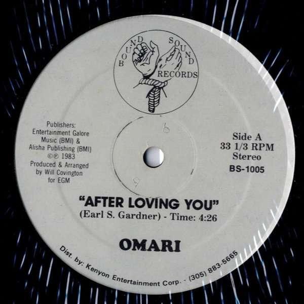 Omari After Loving You