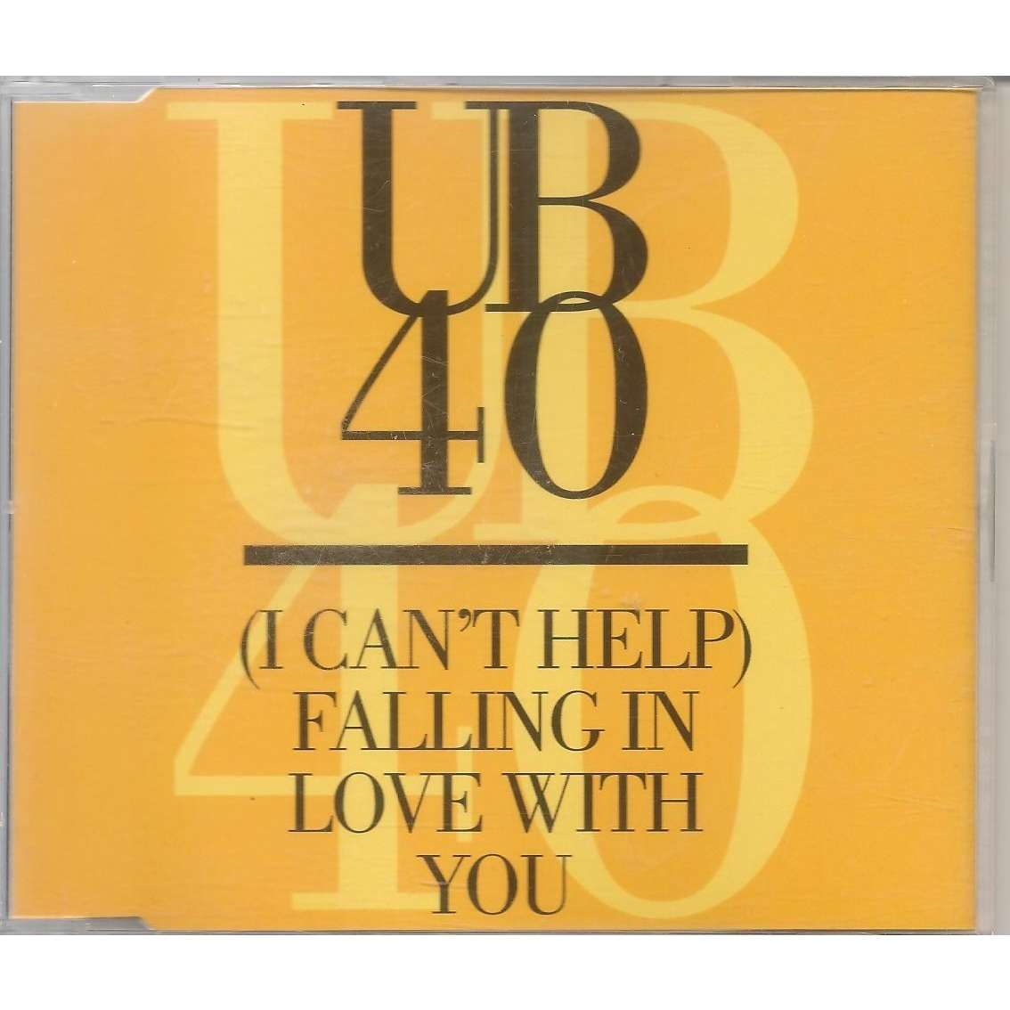 (I can't help) falling in love with you by Ub40, MCD with ...