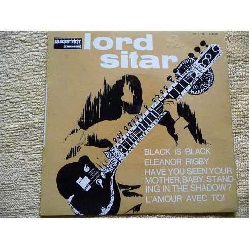 Lord Sitar - Lord Sitar - Amazon.com Music