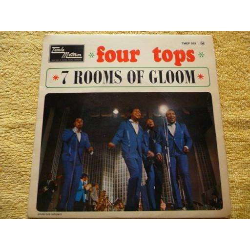 FOUR TOPS 7 rooms of gloom + 3