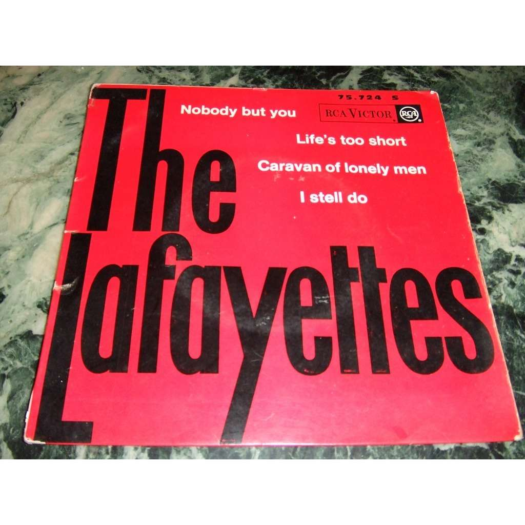 lafayettes nobody but you +3