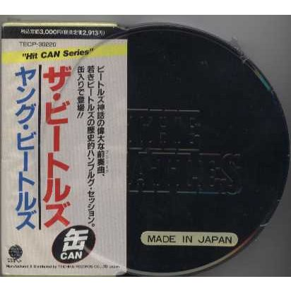 Beatles Hit CAN Series