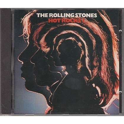 Hot Rocks 1 By Rolling Stones Cd With Collector89 Ref