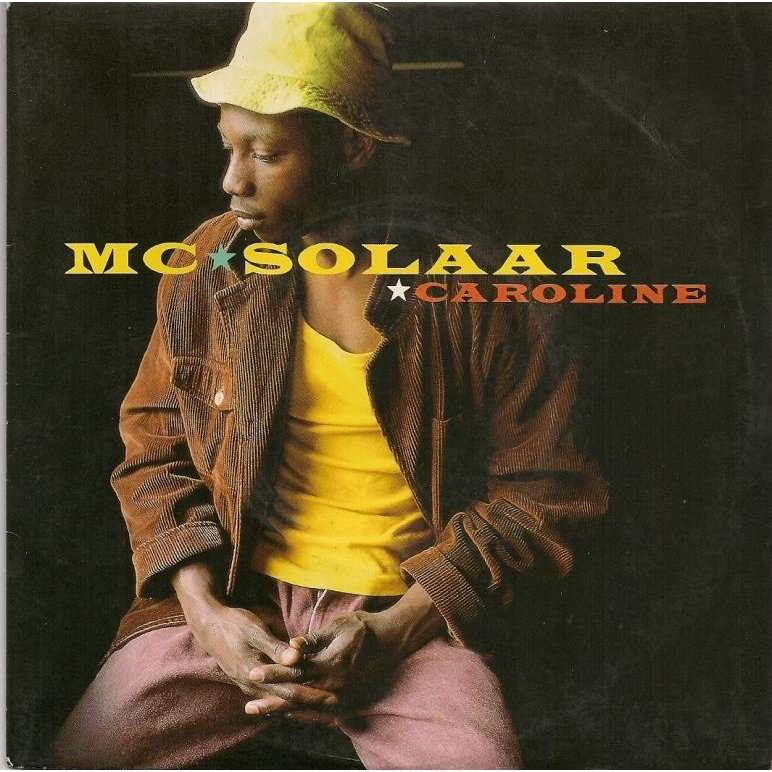 caroline / la devise by MC SOLAAR, SP with corcyhouse - Ref:2300147786