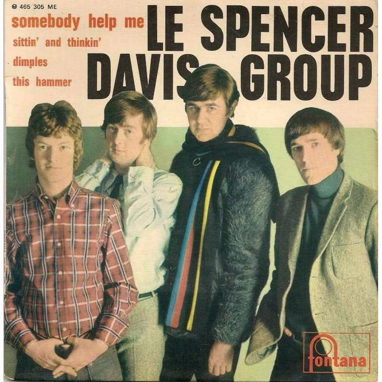 Le Spencer Davis Group Gimme Some Loving