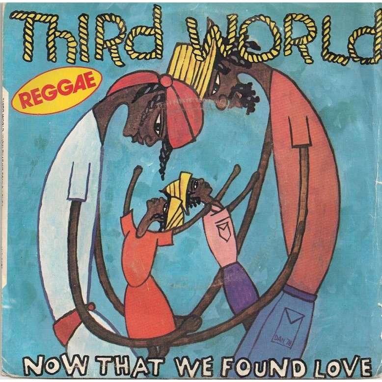 Now That We Found Love Night Heat By Third World Sp