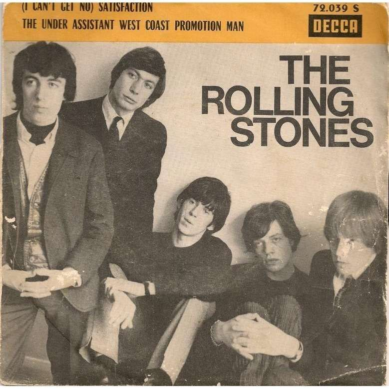 Close Rolling Stones Satisfaction The Under Assistant West