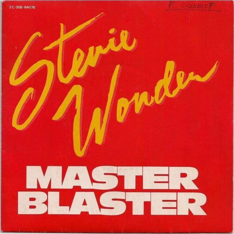 Master Blaster Stevie Wonder Album Wonder Stevie Master Blaster