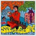 STEREOSCOPE JERK EXPLOSION - sitarmania / l'homme grenouille - 45T (SP 2 titres)