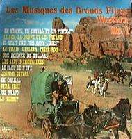 MARIO CAVALLERO and his orchestra LES MUSIQUES DES GRANDS FILMS WESTERN N° 1
