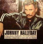 JOHNNY HALLYDAY a la vie a la mort - double album événement 4 33T